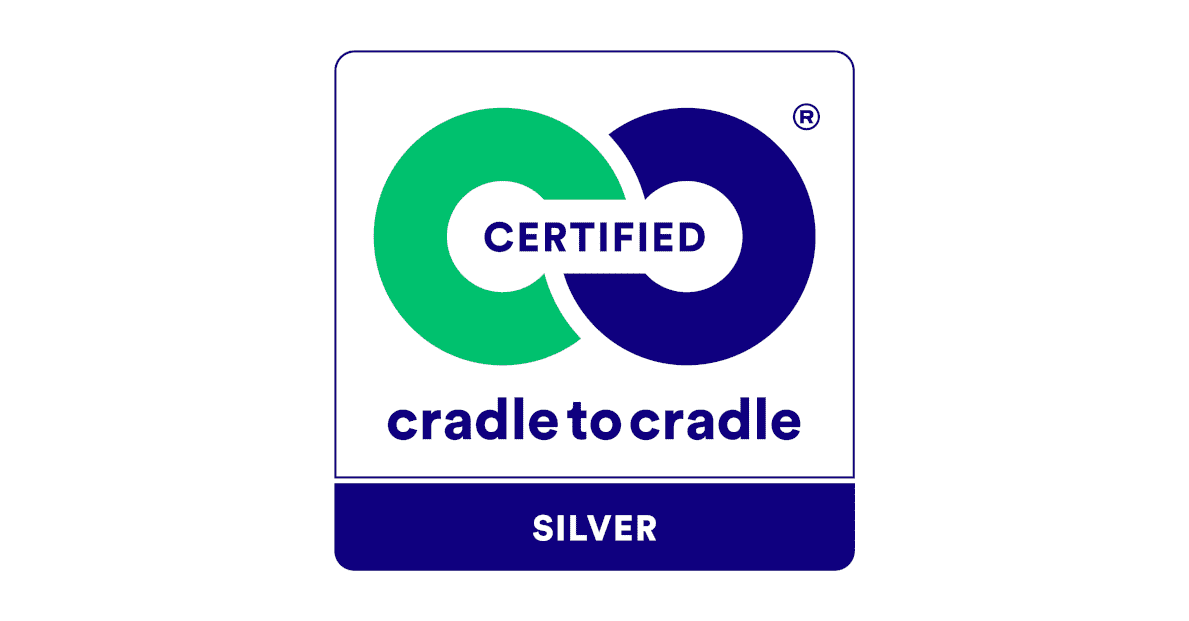 Cradle to Cradle Silver Certified